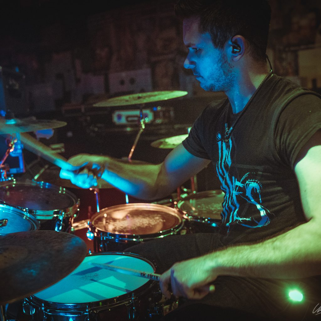 Alex Wolf Drums