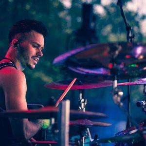 Drummer Alex Wolf
