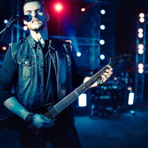 Max Lilpob ESP Guitars