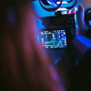 Kamera Musikvideo