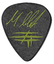 Guitarpick Drawn by Evil Max Lilpob Custom