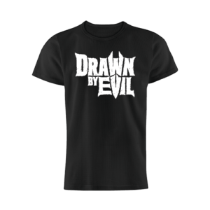 "Shirt ""Drawn by Evil"" Unisex"