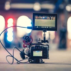 Musikvideo Kamera
