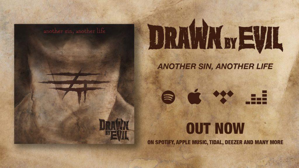 Album Another Sin, Another Life veröffentlicht!