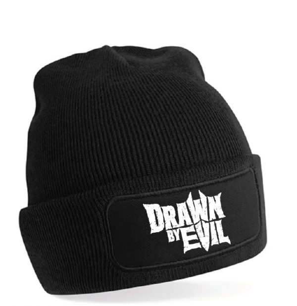 "Beanie ""Drawn by Evil"" Merchandise"