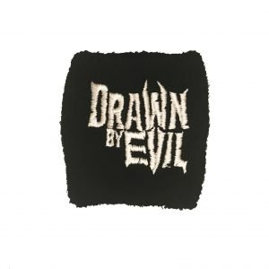 Schweißband – Drawn by Evil